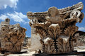Ancient Beit Shean Royalty Free Stock Photo