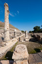 Ancient Bet Shean Royalty Free Stock Photo