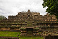 Ancient buddhist khmer temple in angkor wat cambodia baphuon prasat Stock Photo