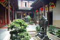Ancient chinese house Royalty Free Stock Image