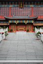 Ancient chinese palace architecture design Royalty Free Stock Images