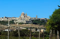 The ancient city of Mdina, malta Stock Photos