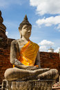 The ancient city of thailand with architecture style Stock Photography