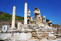 The ancient city of Turkey, Ephesus Royalty Free Stock Photos