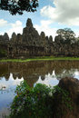 Ancient construction Angkor Royalty Free Stock Photos