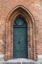 Ancient door Royalty Free Stock Photo