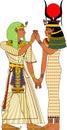 Ancient Egypt pair