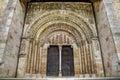 Ancient entrance Royalty Free Stock Photo