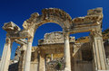 Ancient ephesus Royalty Free Stock Photos