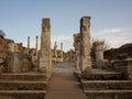 Ancient Ephesus archeological site
