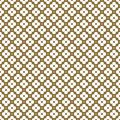 Ancient Geometric pattern in repeat. Fabric print. Seamless background, mosaic ornament, ethnic style.