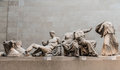 Ancient Greek Statues Royalty Free Stock Photo