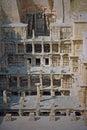 Ancient Gujarati stepwell at Pathan