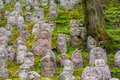 Ancient Headstones Royalty Free Stock Photo