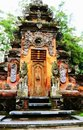 Ancient hindu temple at Bali Royalty Free Stock Images