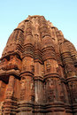 Ancient Hindu Temple at Orissa, India. Stock Photos
