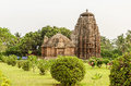 Ancient indian temple stone named raja rani in bhubaneswar india built centuries ago Royalty Free Stock Image