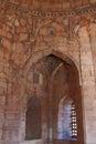 Ancient Islamic architecture, jami masjid, mandav, madhya pradesh, India Royalty Free Stock Photo