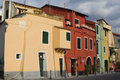 The ancient italian architecture Royalty Free Stock Photography