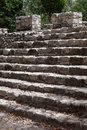 Ancient Mayan city of Coba Royalty Free Stock Image