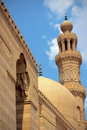 Ancient mosque in Cairo Royalty Free Stock Photo