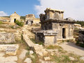 Ancient necropolis, part three Royalty Free Stock Photo