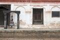 Ancient Nepali architecture Royalty Free Stock Photo