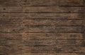 Ancient and old wooden background. Empty surface of an nostalgic Royalty Free Stock Photo