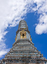 Ancient pagoda Royalty Free Stock Image