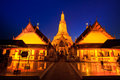 Ancient pagoda at wat arun ratchawararam ratchawaramahawihan or in bangkok of thailand Royalty Free Stock Image