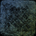 Ancient Parchment 2 (Cool Stone)-Grungy background Royalty Free Stock Photos