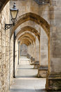 Ancient passageway Royalty Free Stock Photo