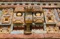 Ancient Maya Art Wall Pattern