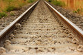 Ancient Railway Stock Image