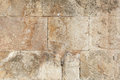 Ancient roman stone wall background Royalty Free Stock Photo