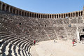 Ancient Roman Theatre Royalty Free Stock Photography