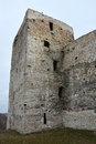 Ancient russian fortress izborsk fortress pskov region Stock Photography