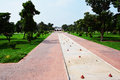 Ancient shalimar garden lahore the gardens sometimes written shalamar gardens is a pakistani and it was built by the mughal Royalty Free Stock Photos