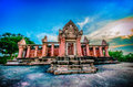 The Ancient Siam 3 Royalty Free Stock Photo