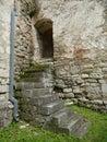 Ancient staircase Stock Photos