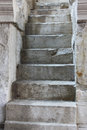 Ancient stairs Royalty Free Stock Photo