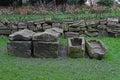 Ancient Stone Coffins