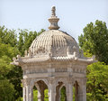 Ancient Stone Cupola Old Summer Palace Beijing Royalty Free Stock Photography
