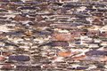 Ancient stonework wall Royalty Free Stock Photo