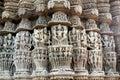 Ancient Sun Temple At Ranakpur