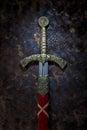 Antiguo espada en