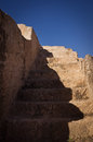 Ancient tomb ruins makronissos agia napa cyprus Stock Photos