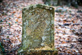 Ancient tombstone Royalty Free Stock Photo