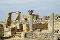Ancient town Volubilis Royalty Free Stock Photo