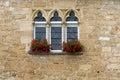 Ancient window Royalty Free Stock Photo